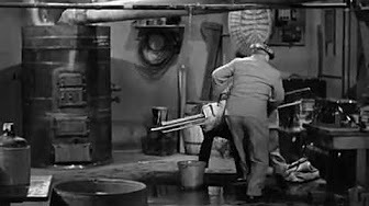336x188 A Stooge plumbing, in The Three Stooges: A Plumbing We Will Go, by Columbia Pictures, for WWALS.net, 9 August 2017