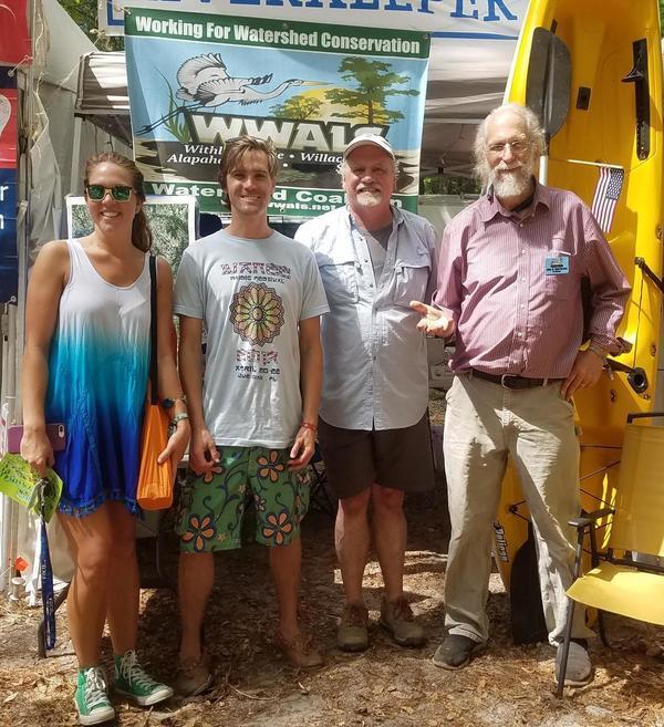 Crew and the kayak, SoSMP