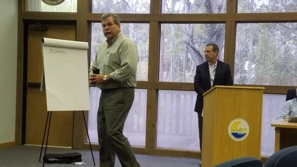 Hugh Thomas, SRWMD E.D., Suwannee River Basin Open Comments