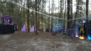 Tents and skeletons, Spirit Lake