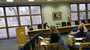 Panel, Suwannee River Basin Open Comments
