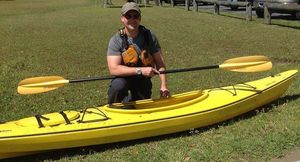 300x162 First place in the category male kayak, solo (after the overall finisher, Dwight Griner), in Finish, by Bret Wagenhorst, for WWALS Watershed Coalition, Inc., 29 March 2014