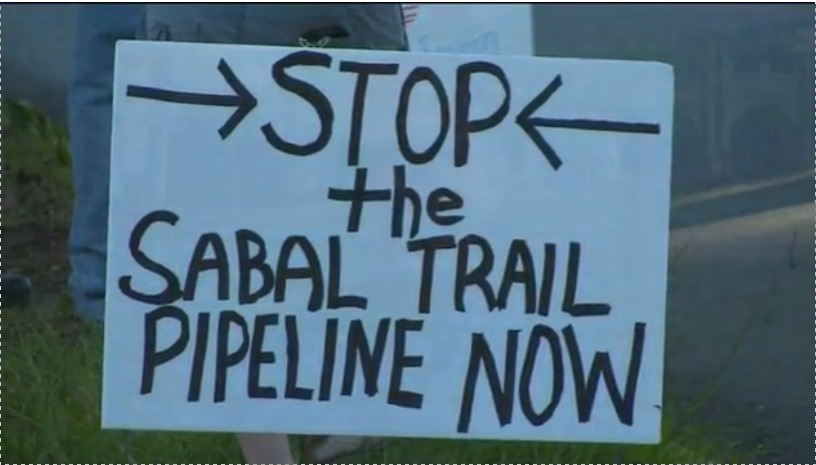 816x465 Stop the Sabal Trail pipeline now, in GWC Dirty Dozen Sabal Trail on WCTV, by John S. Quarterman, for WWALS.net, 26 November 2014
