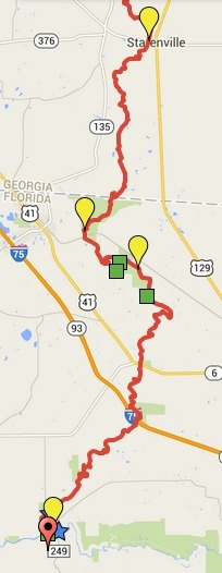 204x526 ARWT South, in Alapaha River Water Trail draft map, by John S. Quarterman, for WWALS.net, 7 November 2014