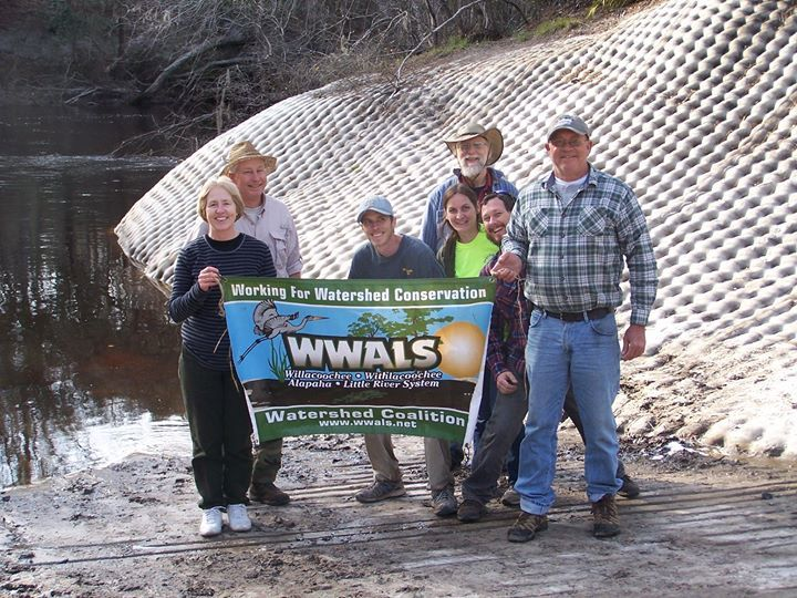 720x540 WWALS At Sasser Landing, in Sasser deanna, by Deanna Mericle, for WWALS.net, 15 February 2015
