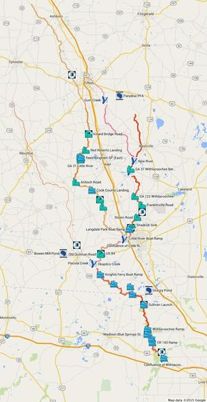 300x583 Withlacoochee River and tributaries, in Withlacoochee River Water Trail, by John S. Quarterman, for WWALS.net, 4 May 2015