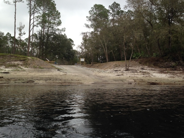 Photo: Gretchen Quarterman, Cone Bridge Boat Ramp, 2015-11-22