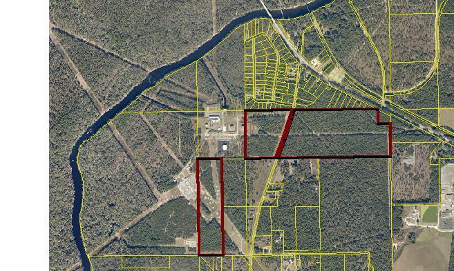 657x393 Parcel 25-01S-11E-1090700.0000, in Duke Suwannee Solar Site, by Suwannee County Property Appraiser, for WWALS.net, 18 April 2017