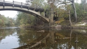 Brooks abutment, 13:23:44,, Spook Bridge 30.7900038, -83.4585197