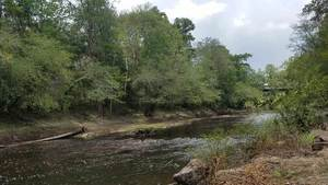 Movie: Little River at GA 133 Boat Ramp, Ramp and river