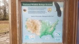 National Wildlife Refuge System, Kiosk