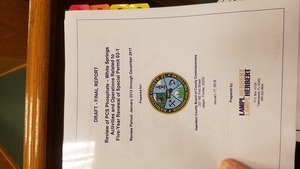 Cover of Draft Final Report, Consultant Report