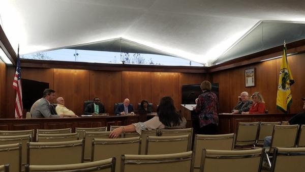 Mayor, Council, Staff, Meeting