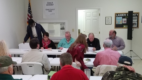 600x338 Sitting down, Board, in Lanier County Commission, by John S. Quarterman, for WWALS.net, 28 January 2018
