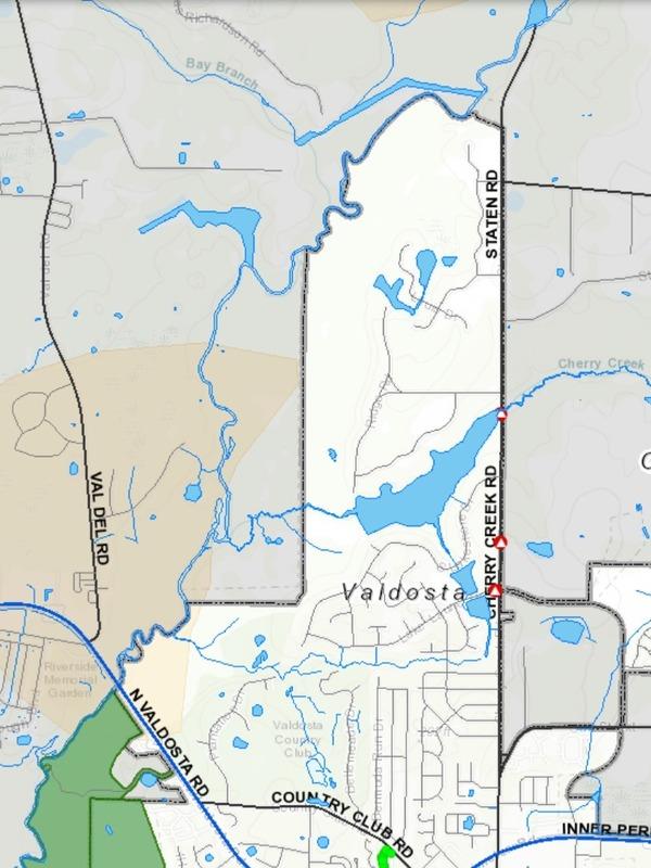 VALORGIS, Route