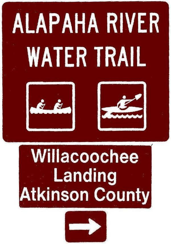 willacoochee landing atkinson county right posts