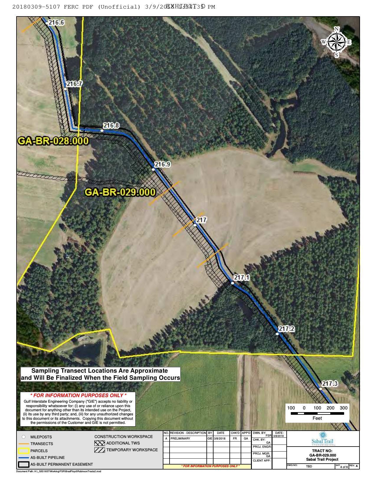 1275x1651 GA-BR-029.000 Dowdy south field, Little Creek, MP 217, 1657-PL-DG-70197-219, 30.94397, -83.61546, Dowdy parcel 053 00161 Brooks County, GA, in Sabal Trail alleged plan for soil mixing, by John S. Quarterman, 9 March 2018