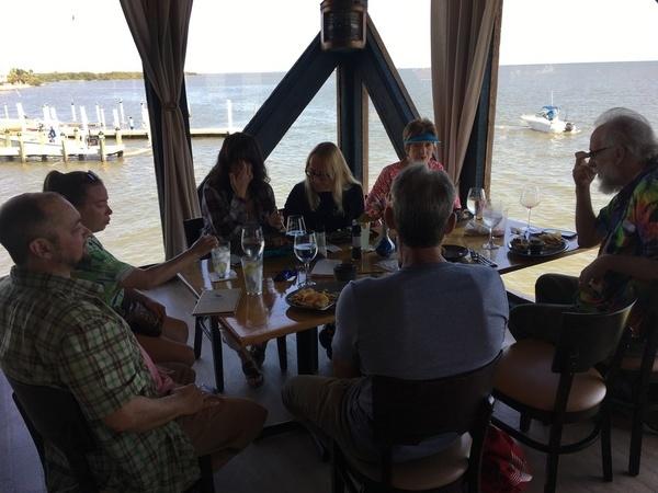 Scotti, Sara, Anna, Teri, Eileen, jsq, (Mike), 29 North