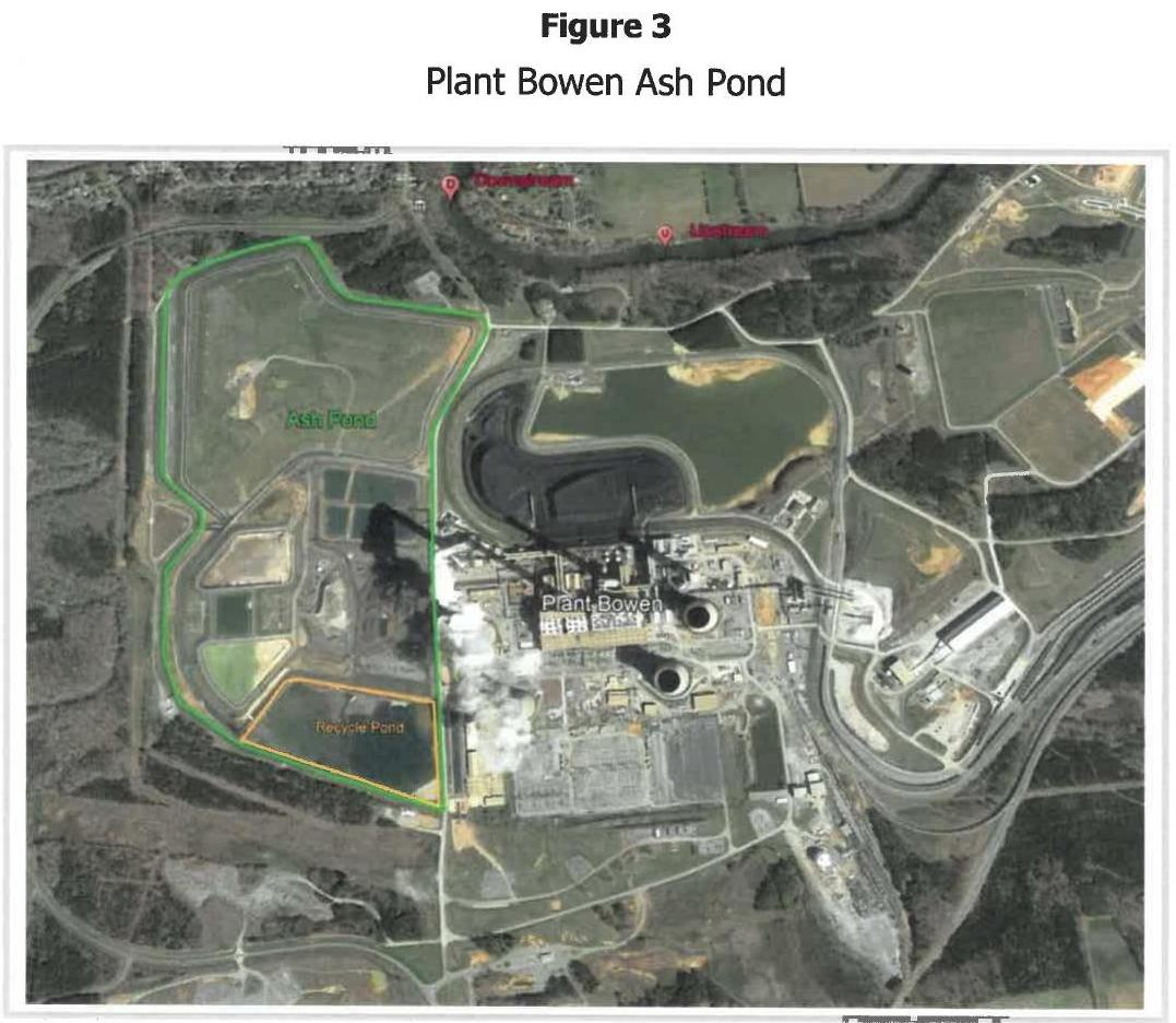 1077x936 Plant-bowen-ash-pond, , in Plant Bowen Dewatering Plan, by Georgia Power, for WWALS.net, 1 December 2017
