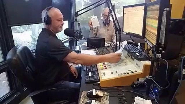 640x360 BIG Little River Paddle Race, Reed Bingham SP, 2018-04-28, Interview, in Video: Suwannee Riverkeeper on Steve Nichols Drive-time Radio, by WVGA, for WWALS.net, 24 April 2018