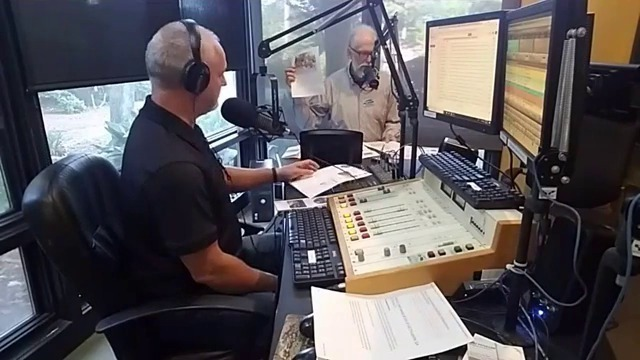 640x360 Troupville cleanup, Interview, in Video: Suwannee Riverkeeper on Steve Nichols Drive-time Radio, by WVGA, for WWALS.net, 24 April 2018