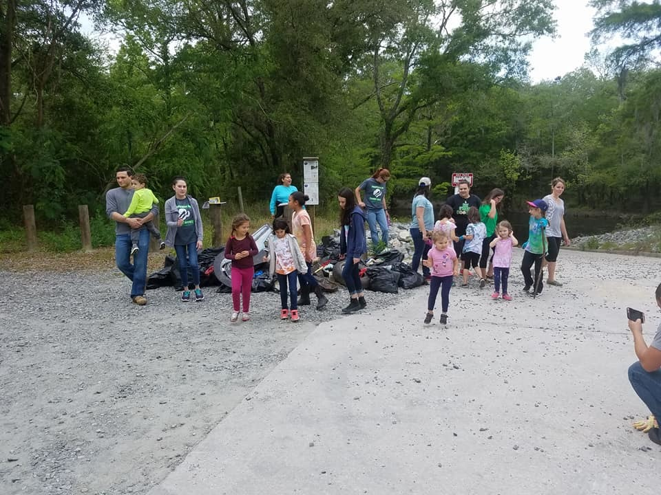 960x720 All ages, Sign, in Pictures, Troupville Cleanup, by Bobby McKenzie, for WWALS.net, 21 April 2018