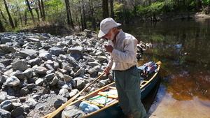Paddle, Canoe