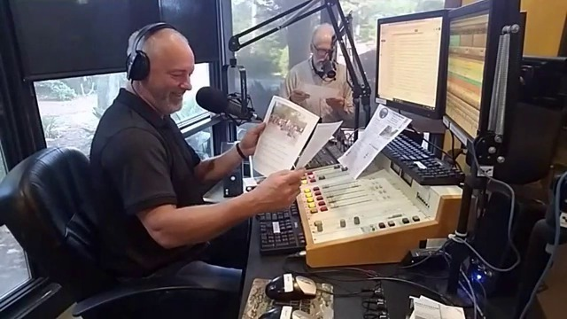 640x360 Tires and a boat, Interview, in Video: Suwannee Riverkeeper on Steve Nichols Drive-time Radio, by WVGA, for WWALS.net, 24 April 2018