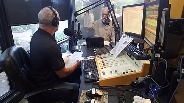 640x360 Metal signs, Interview, in Video: Suwannee Riverkeeper on Steve Nichols Drive-time Radio, by WVGA, for WWALS.net, 24 April 2018