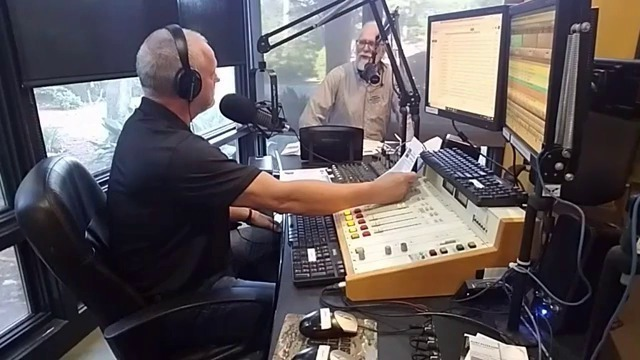640x360 Suwannee Riverkeeper Songwriting Contest, Cedar Key, 2018-06-23, Interview, in Video: Suwannee Riverkeeper on Steve Nichols Drive-time Radio, by WVGA, for WWALS.net, 24 April 2018