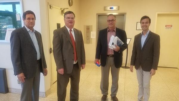 Kenneth Gregory Isaacs, Atty Jonathan P. Waters, Daniel L. Dunn (GBA), Hamilton Isaacs, Defendants