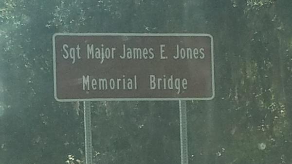 600x338 Sgt Major James E. Jones Memorial Bridge, Bridge, in Sheboggy Boat Ramp, by John S. Quarterman, for WWALS.net, 11 August 2018