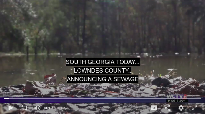 668x372 Lowndes County, Spills, in WCTV: Spills, Lowndes County, Valdosta, and WWALS testing and EPD ask, by John S. Quarterman, for WWALS.net, 6 December 2018