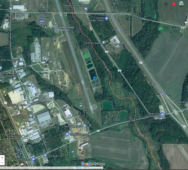 Google Map, Map