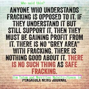 300x300 Now with authors, Meme, in Anyone who understands fracking opposes it, by Tatum & Jipson, for WWALS.net, 12 April 2015