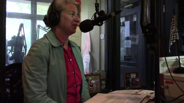 On the Air, Gretchen Quarterman