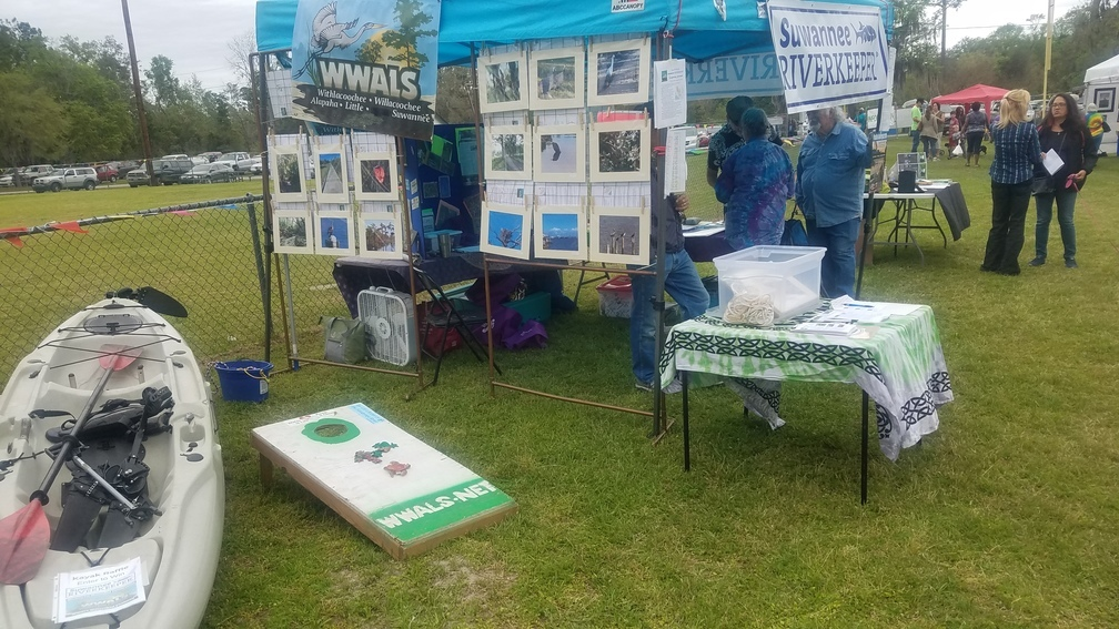 1008x567 Songwriting Contest, Talking, in Pictures: Wild Azalea Festival, White Springs, FL, by John S. Quarterman, for WWALS.net, 16 March 2019