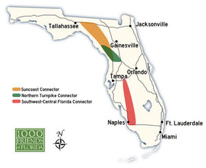 Oppose Tolled Expressways, Hundred Friends of Florida