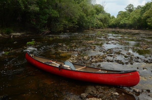 Canoe, Shoals