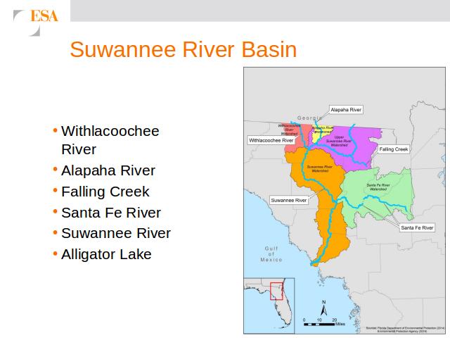 Suwannee River Basin