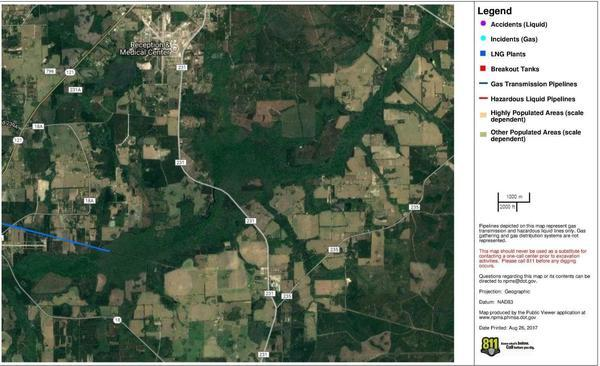 Zoomed Union County