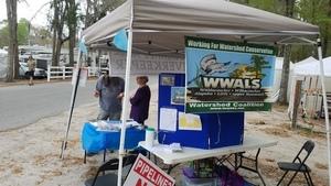 WWALS banner, Thursday