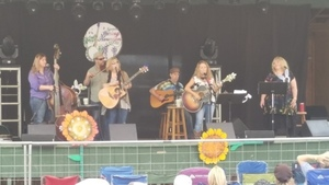 Suwannee Spring Reunion, Stages
