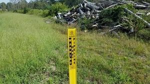 SONAT yellow marker, SONAT