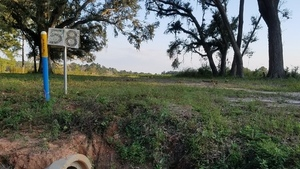 S to SONAT marker with culvert, CR 3, Spain Road 30.8615530, -83.5279040