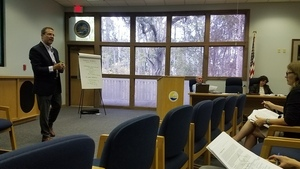 Presenter, Suwannee River Basin Open Comments