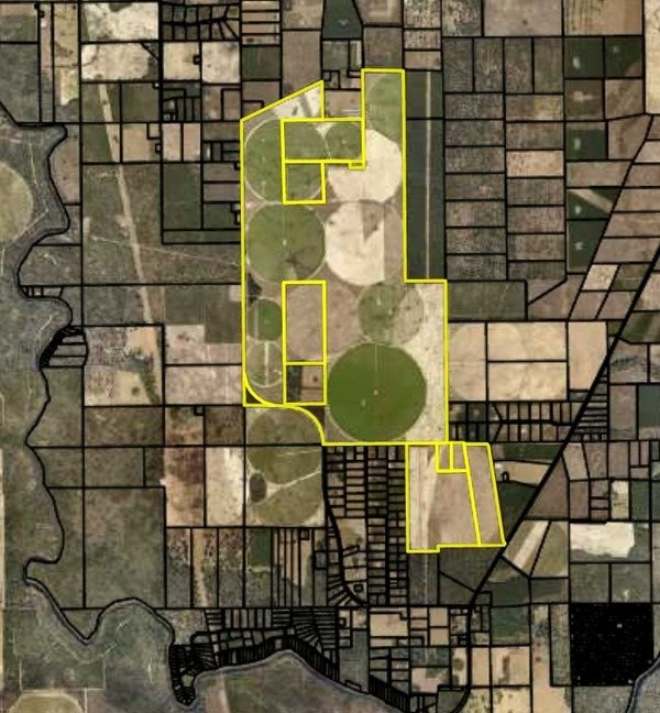 Partridge Pea Farms LLC Parcels, On SW 69th Drive