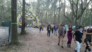 Dragon gate to Spirit Lake, Spirit Lake