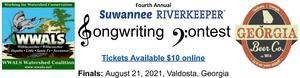 [Tickets: Suwannee Riverkeeper Songwriting Contest]