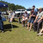 600x419 WWALS president, Dave Hetzel, talking about how WWALS is one of the lone groups advocating for the backwater rivers in our area. WWALS thinks they are definitely worth protecting and preserving. We thank all those dedicated paddlers who came out on